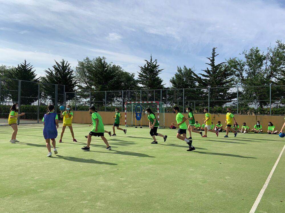 Nace el stikbomball, un nuevo deporte alternativo