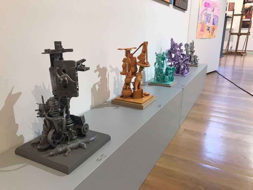 La Escuela de Arte exhibe todo su potencial en San Francisco