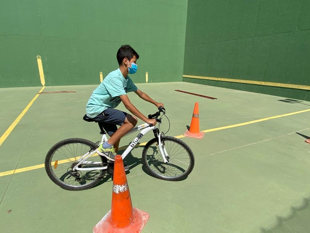 Fomentando el uso de la bici en Alcázar