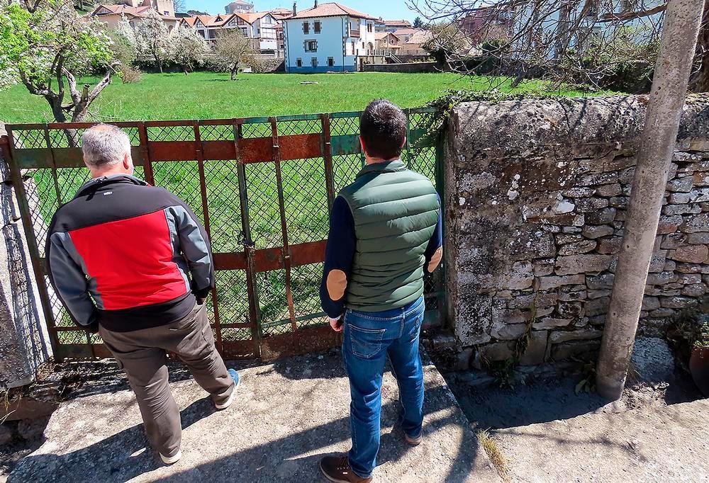 El lobo entra en el casco urbano de Espinosa a por ovejas