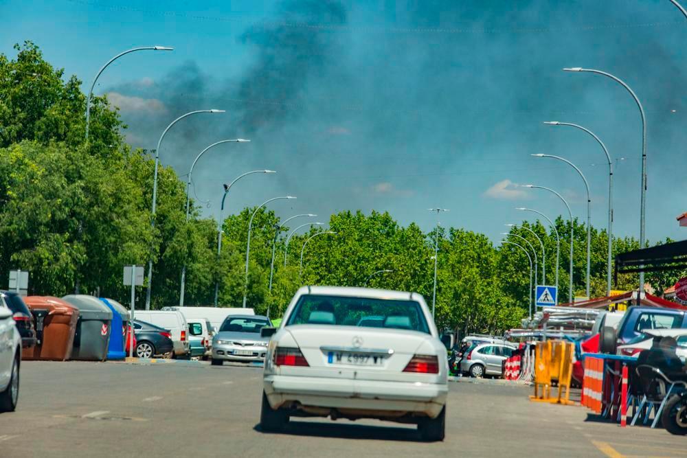 Importantes disturbios entre familias enfrentadas