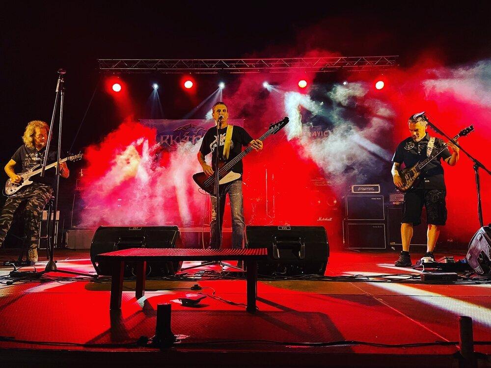 Las guitarras más heavies cierran 'Directo Puertollano'