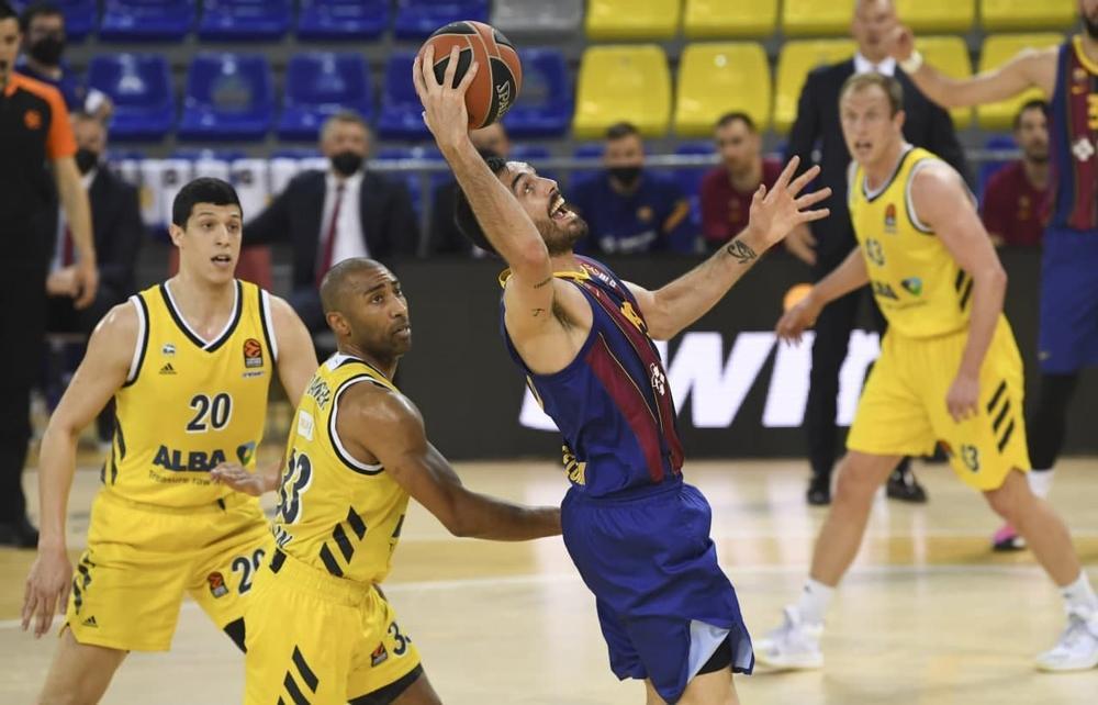 El Barça desgasta al ALBA por el factor cancha