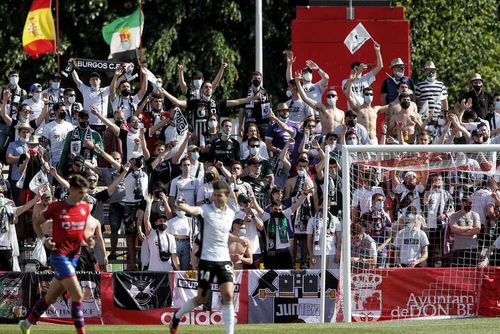 Burgos CF-Calahorra.