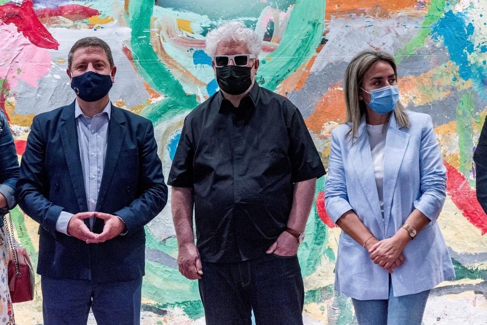 Pedro Almodóvar se estrena como pintor