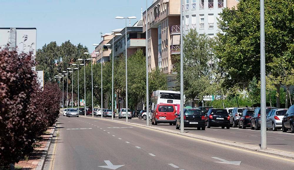 La avenida de Europa, la zona con más renta.