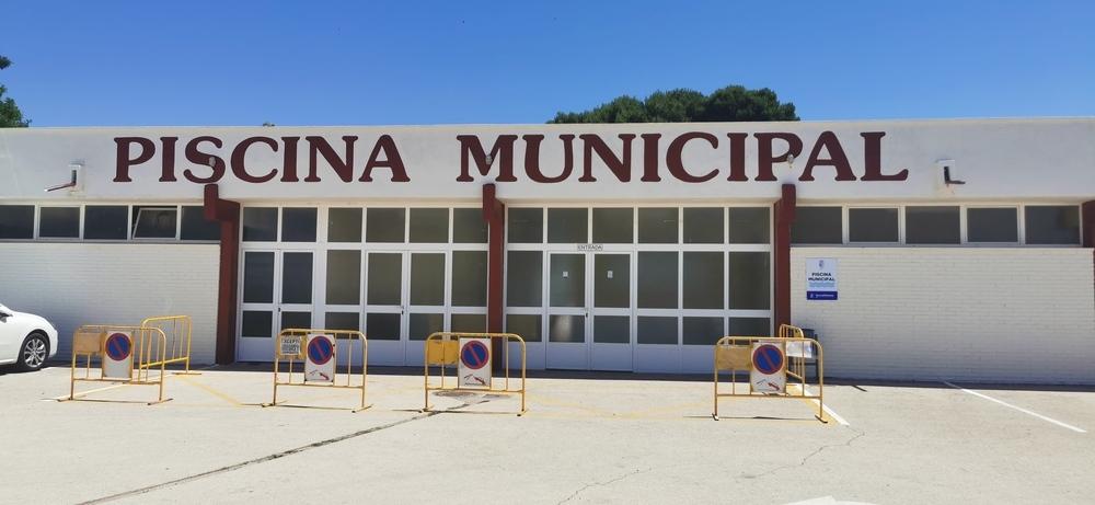 El Ayuntamiento de Socuéllamos abre la Piscina Municipal