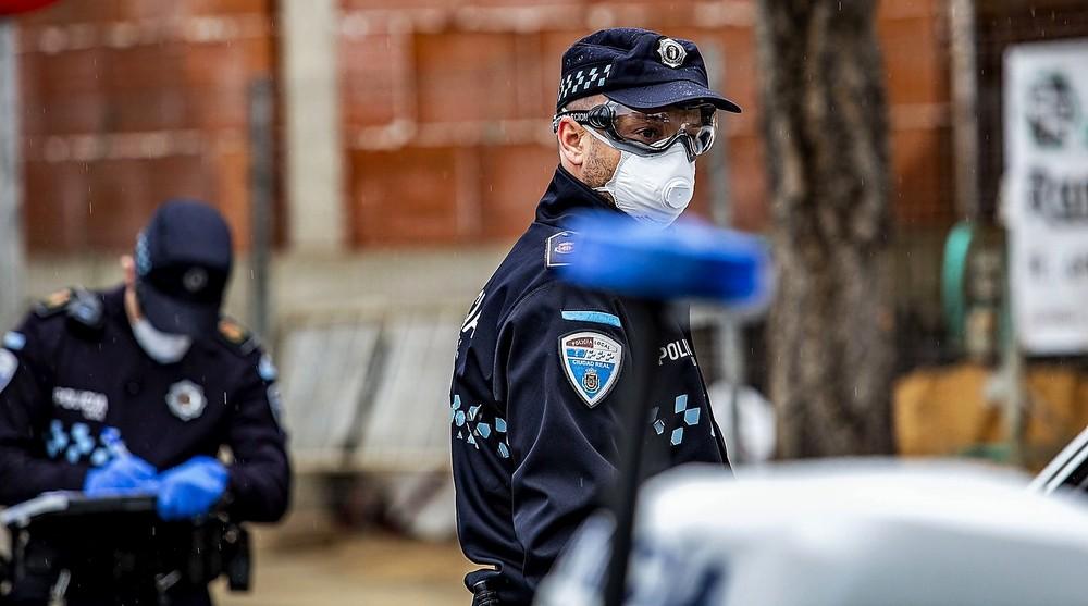 La Policía Local celebra el 171 aniversario a pie de calle, de servicio