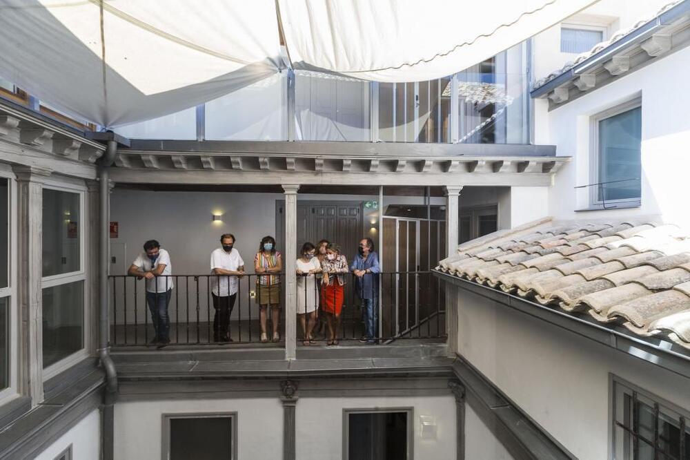 Nuevo hotel con encanto e historia en Sillería