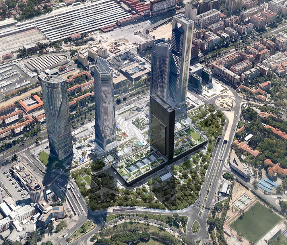 IE University inaugurará IE Tower en septiembre 2021
