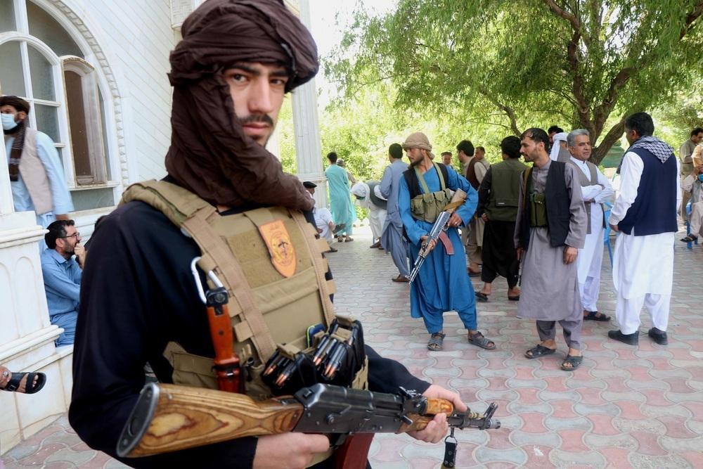Los talibanes aseguran que controlan el 85% de Afganistán | Noticias Diario  de Ávila