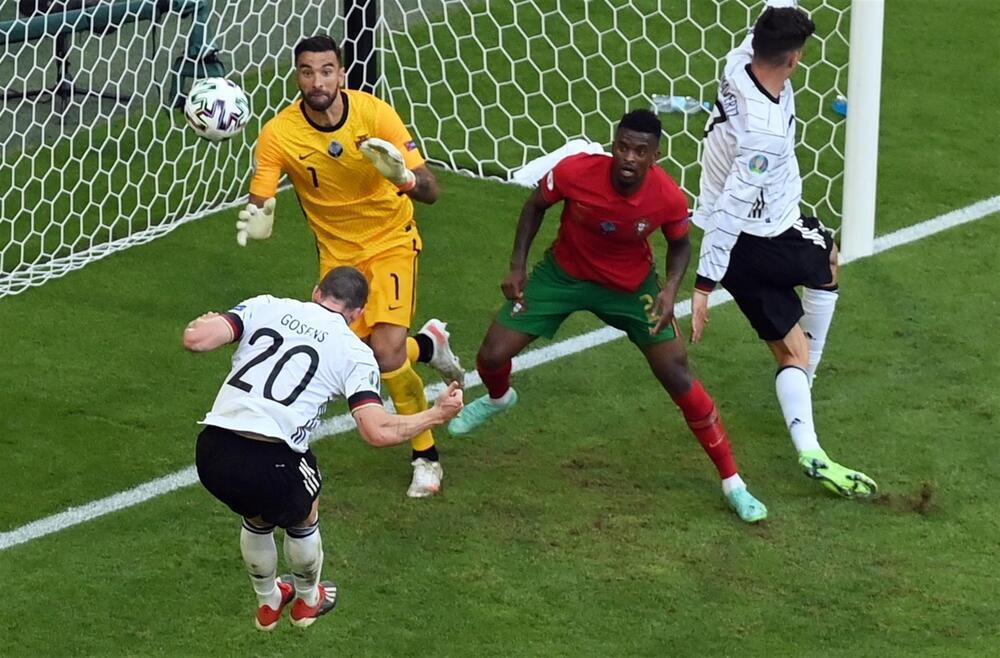 Alemania activa el rodillo
