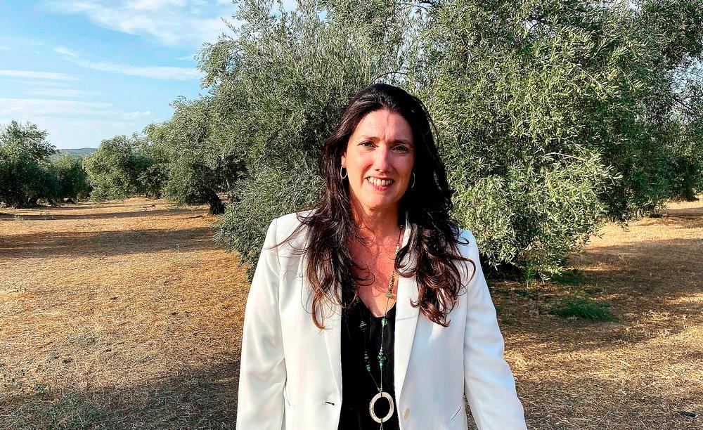 Teresa Pérez, gerente de la Interprofesional del Aceite de Oliva Español.