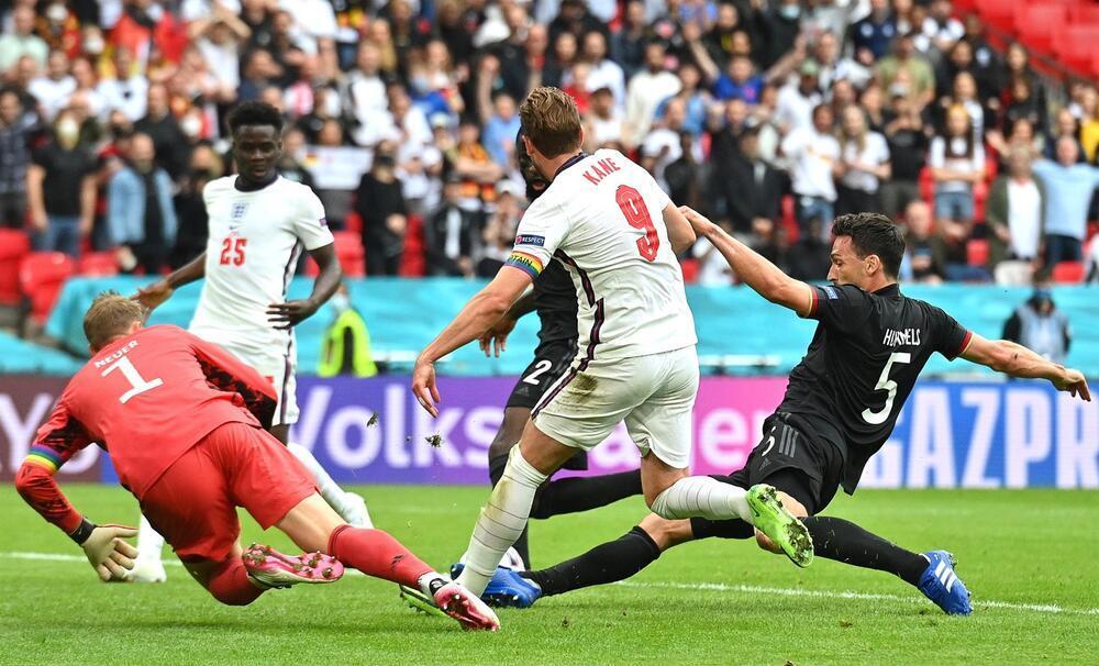 Inglaterra venga a Southgate y pone fin a la era Löw