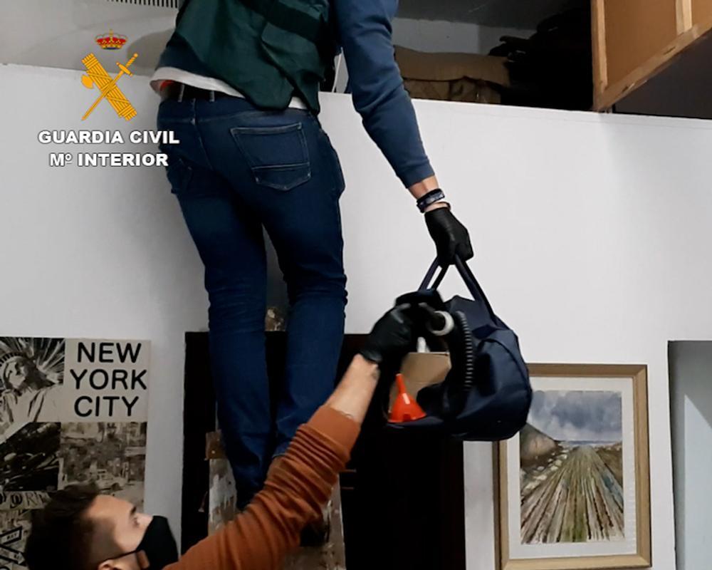 Dos detenidos en Segovia por robos en más de 30 viviendas