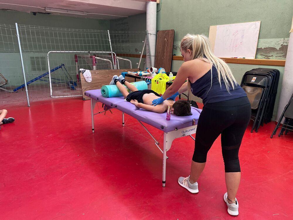 Mónica Braojos comparte su experiencia