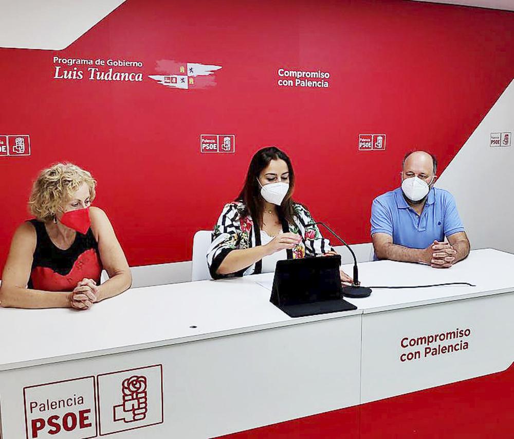 El PSOE denuncia falta de liderazgo ante los fondos europeos