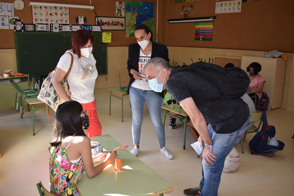 Masías destaca el éxito de las escuelas de verano