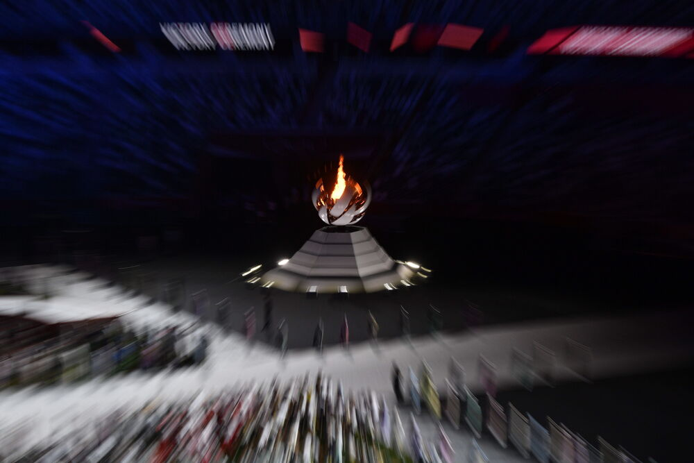Olympic Games 2020 Closing Ceremony