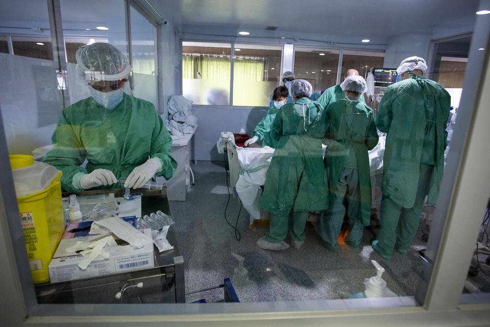 Se estabiliza la cifra de nuevos contagios en la provincia