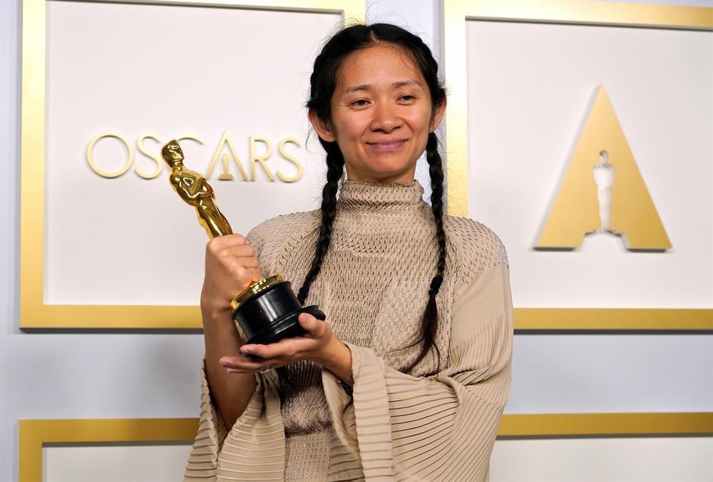 'Nomadland' hace historia en los Oscar de la pandemia