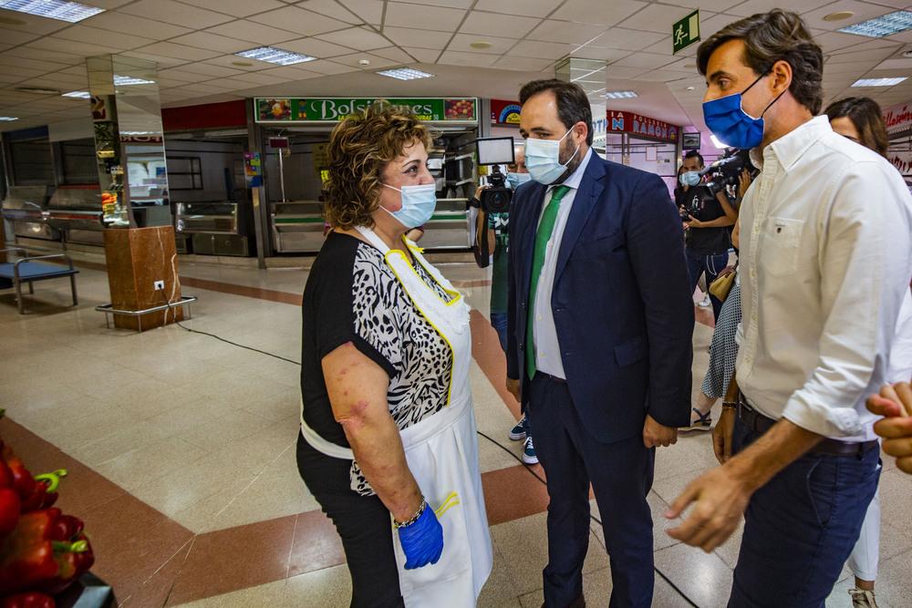 Montesinos pide en Ciudad Real el cese de Bolaños