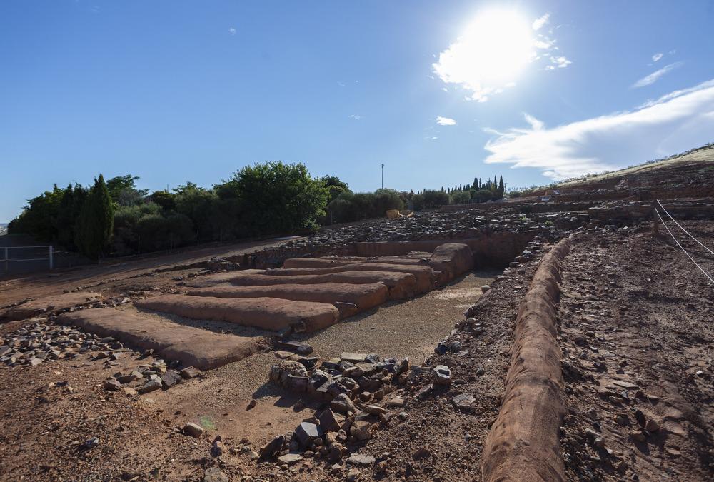 Valdepeñas, oppidum íbero