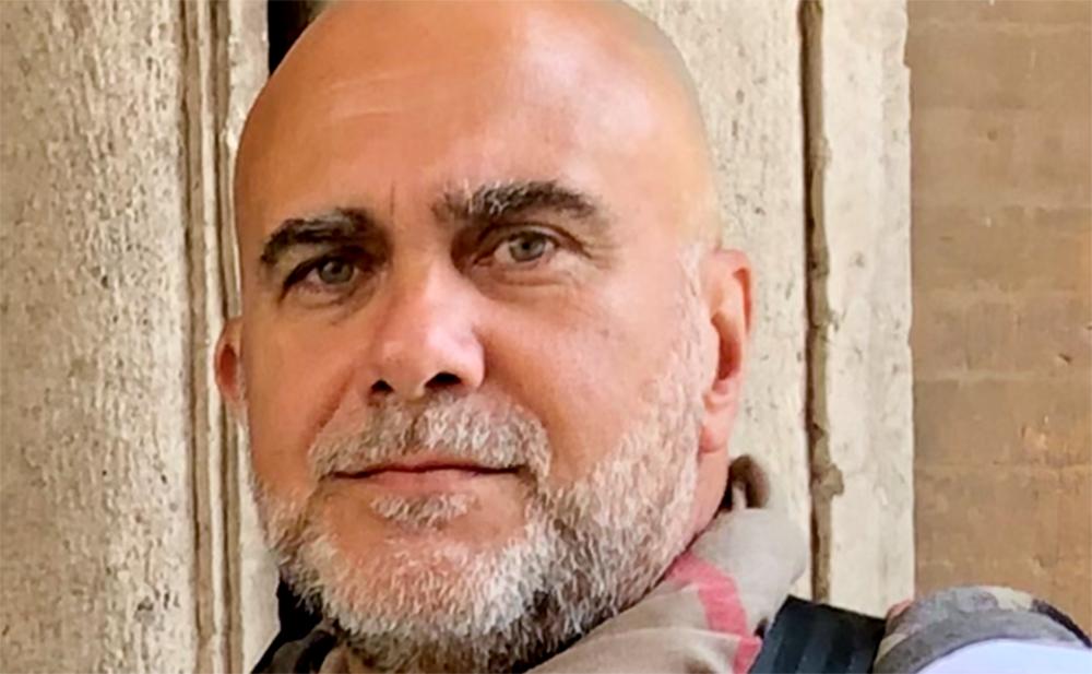 Carlos Alberto Hernando, historiador cubano-burgalés residente en Miami.