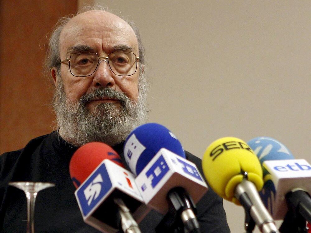 Muere el dramaturgo Alfonso Sastre a los 95 años