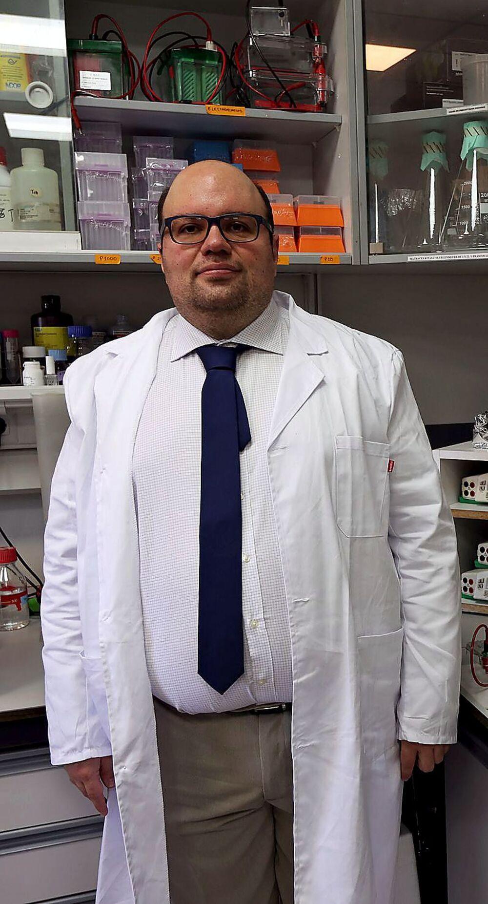 Una vacuna con ADN manchego
