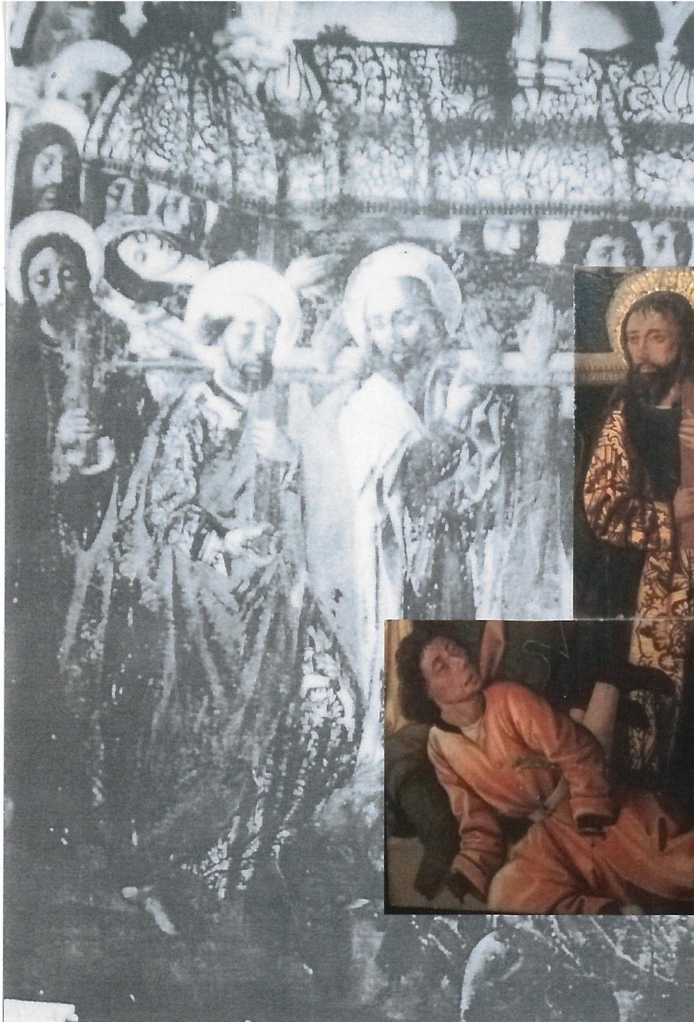 La tabla completa del retablo mayor de Frómista que espera justicia.