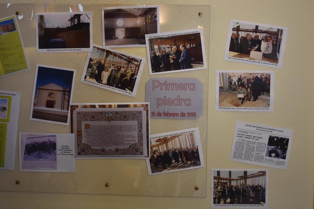 25 aniversario de la parroquia San José Obrero en la capital