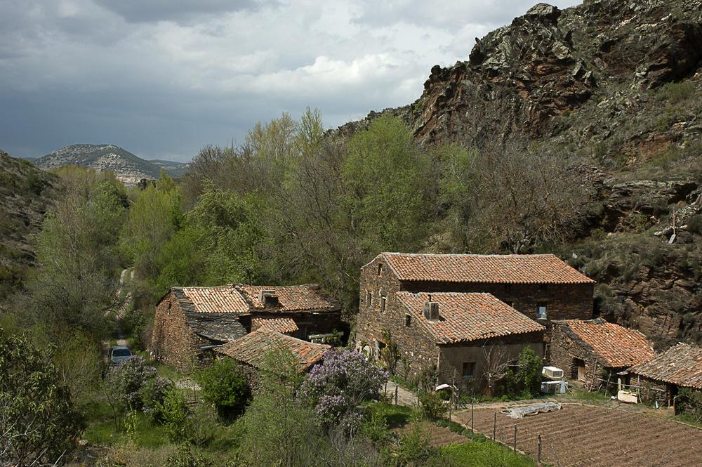 Crece el interés por las aldeas abandonadas