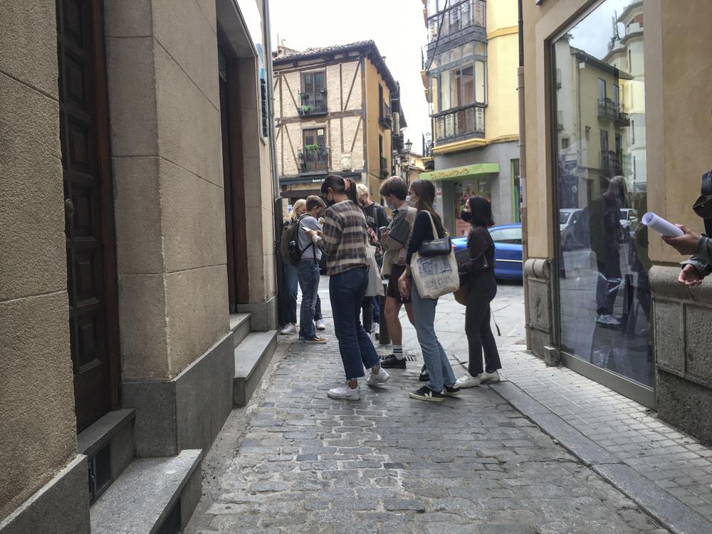 Los IE vuelven a 'adueñarse' del casco histórico