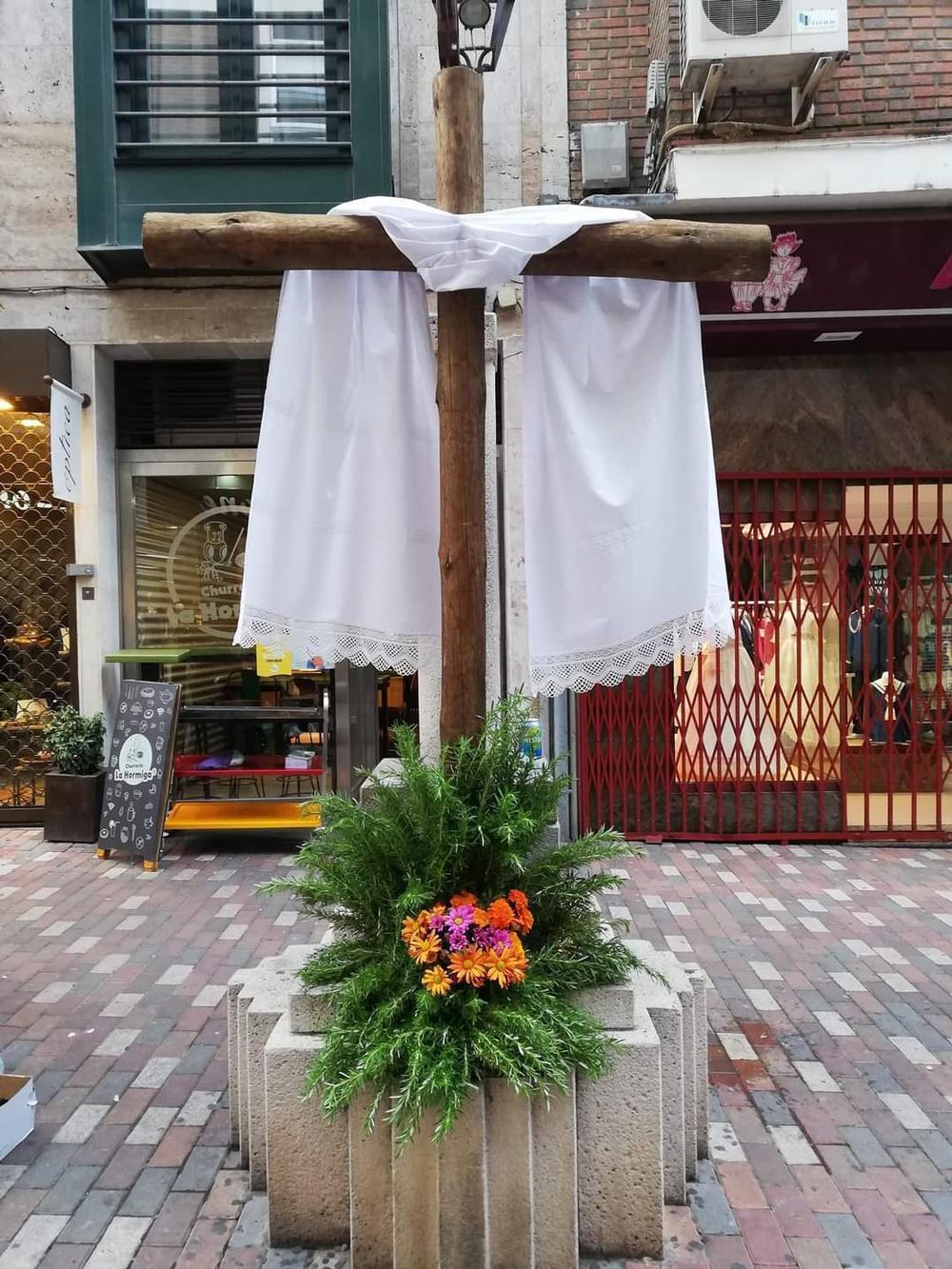 Ciudad Real retoma la tradición de las cruces de mayo