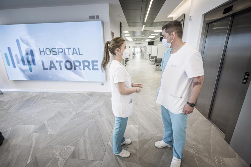 Soria ya cuenta con hospital privado