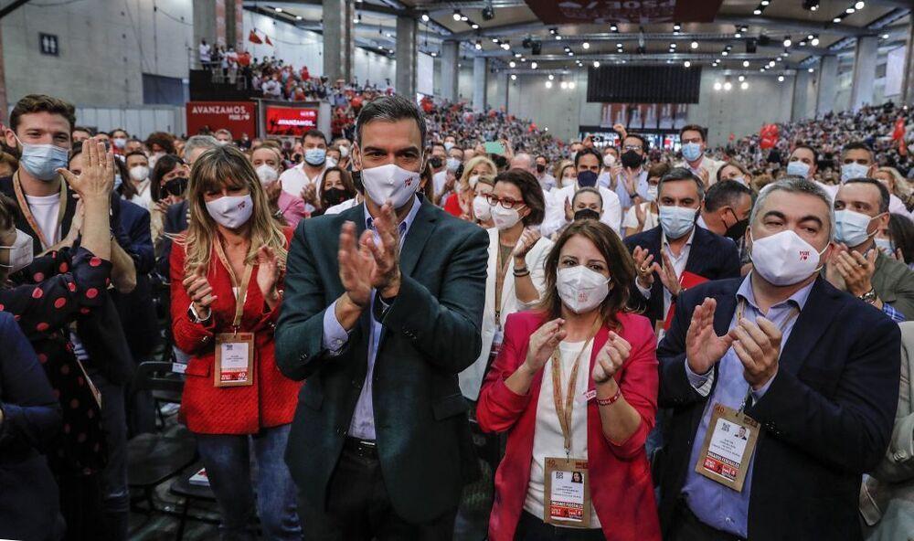 Sánchez reivindica a un PSOE