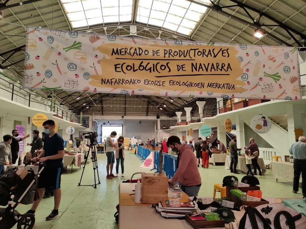Geltoki y su mercado en el Día Mundial del Medio Ambiente