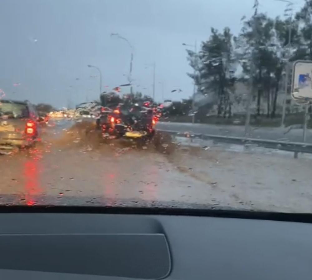 Balsas de agua en Santa Bárbara, Azucaica y Palomarejos