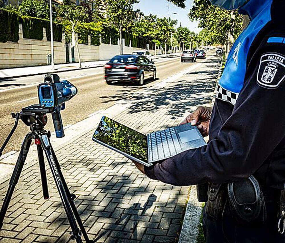 El primer mes a 30 km/h se cierra con 125 multas