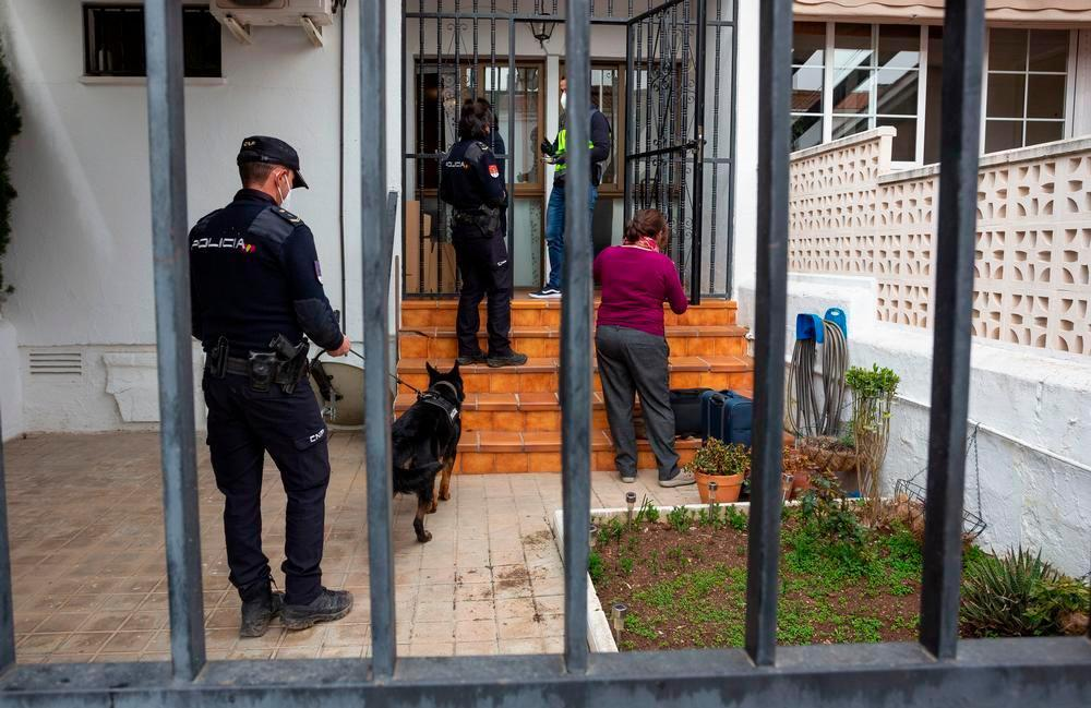 17 detenidos en operación por venta de azafrán fraudulento