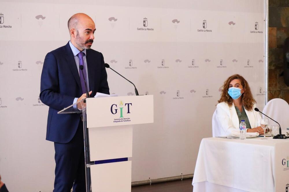 El Sescam reforzará la Gerencia con 12 especialistas médicos