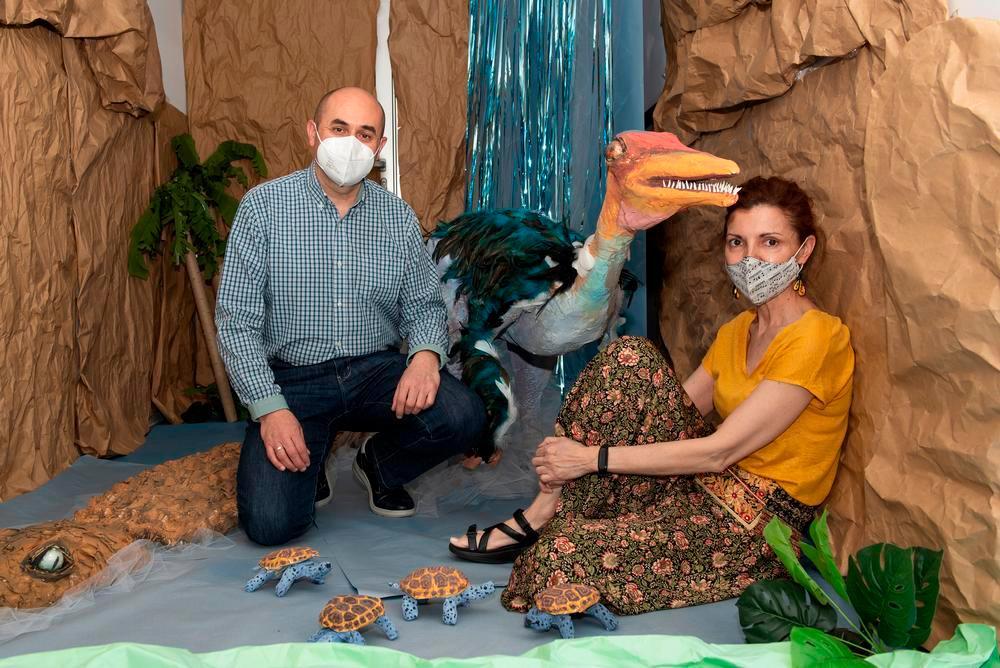 'Jurassic Paz': o el Arte de educar con la imaginación