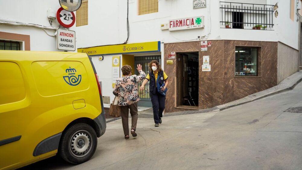 María del Mar Ramírez es la cartera encargada de dar servicio a esta parte de la provincia de Córdoba.
