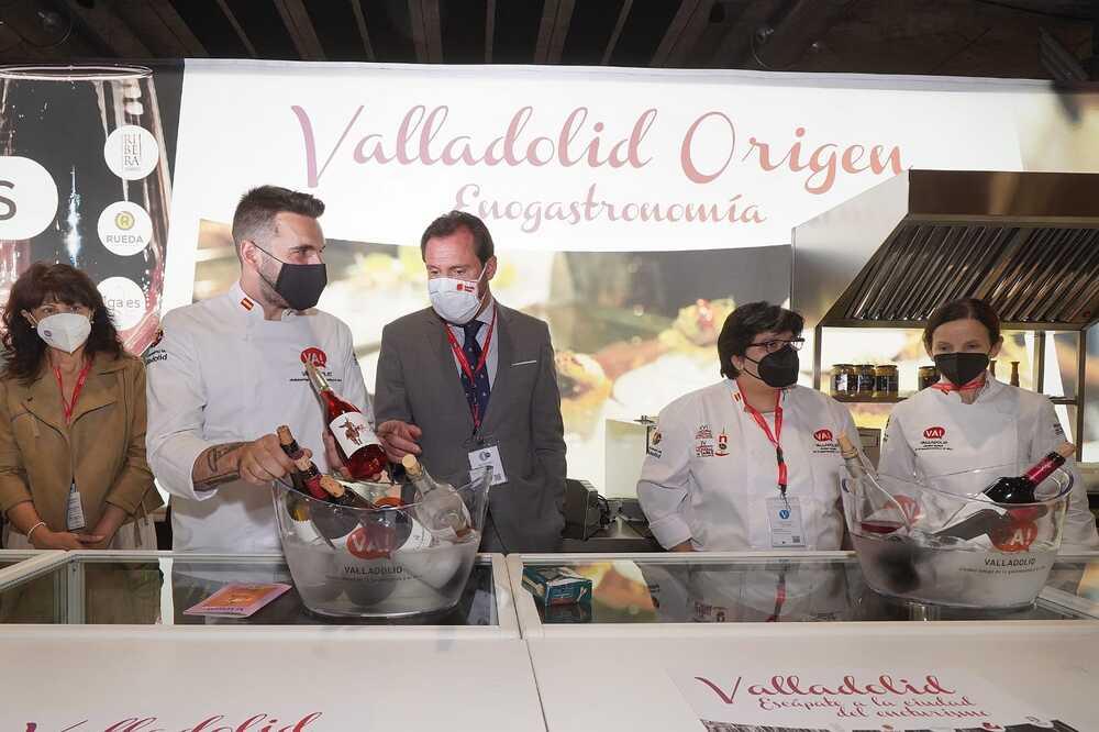 Valladolid en Madrid Fusión