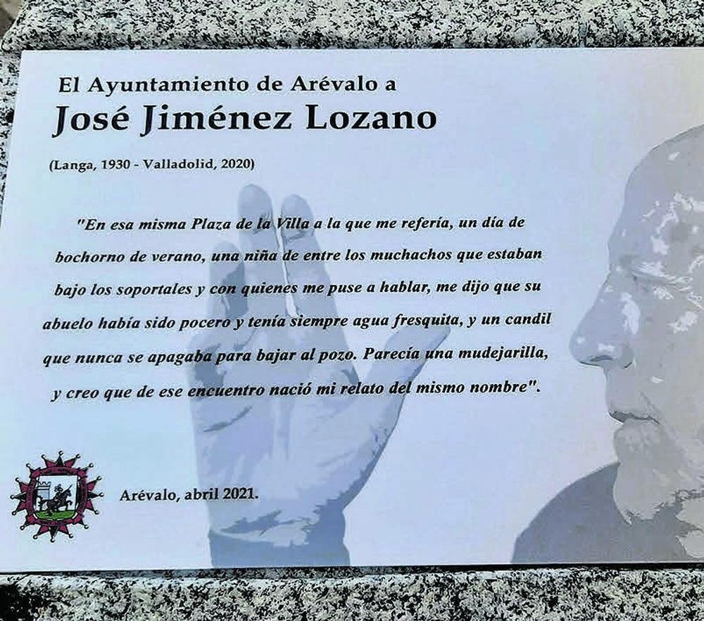 Arévalo recuerda a Jiménez Lozano