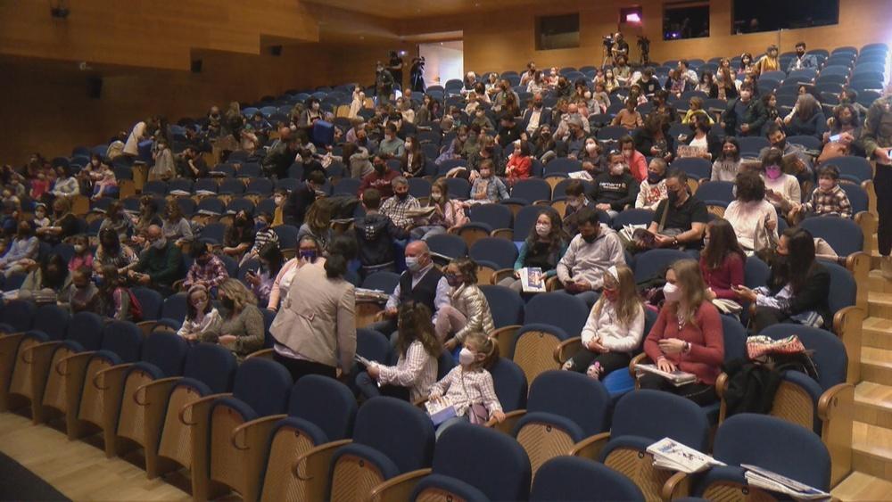 El Club Txikipanda celebra el 'Día del Club' en Tudela