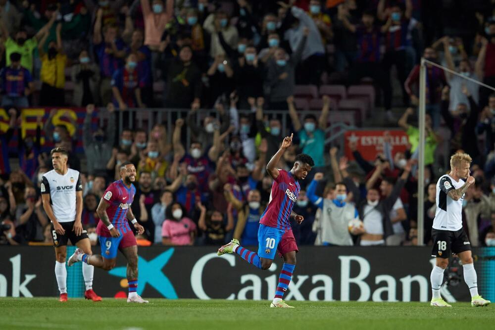 El Barça recupera la pegada