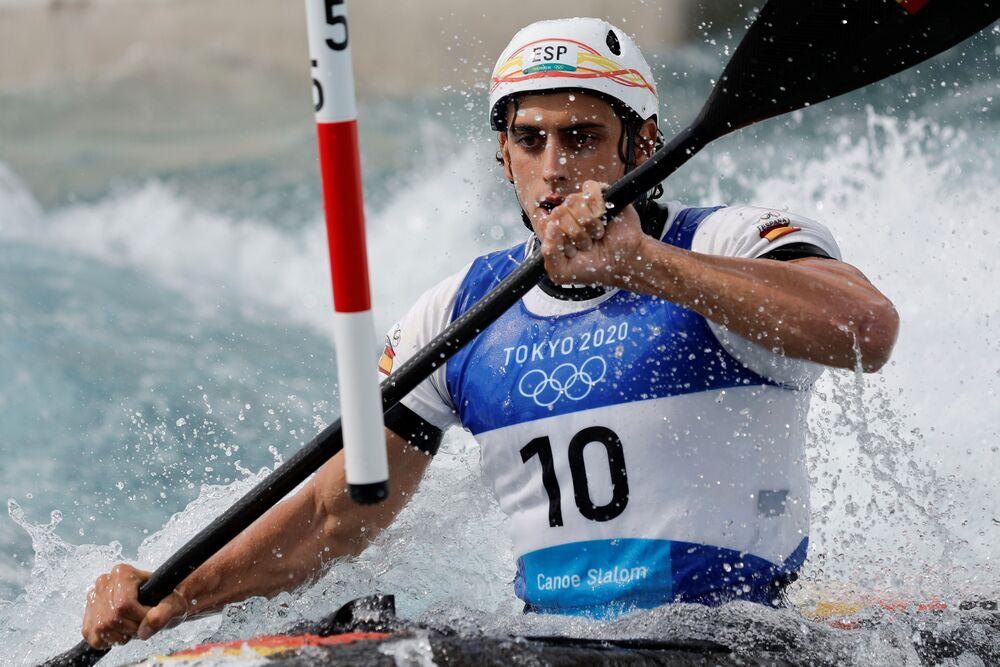Juegos OlÁmpicos 2020: PiragÁ¼ismo