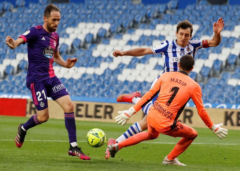 El Valladolid se jugará la permanencia frente al Atlético